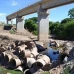 527 km entre a cidade de Missão Velha e o Porto do Pecém, na Grande Fortaleza, só tem 4% das obras concluídas